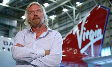 Frases de Richard Brason para emprendedores