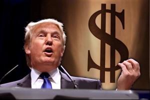 Cuánto dinero tiene Donald Trump?