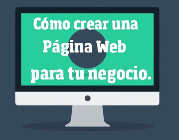 Crear una p gina web gratis para tu negocio pi nsalo for Paginas para hacer planos gratis