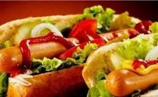 Negocio de hot dogs