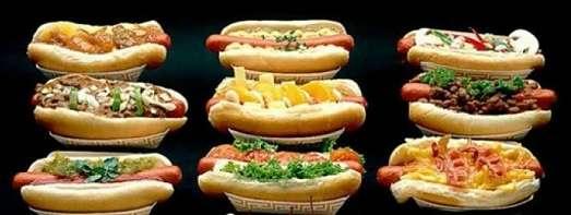 Recetas para hacer hot dogs