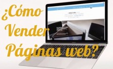Cómo vender páginas web