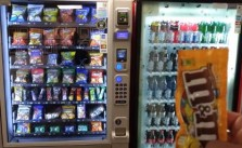 Negocio de máquinas expendedoras o vending.