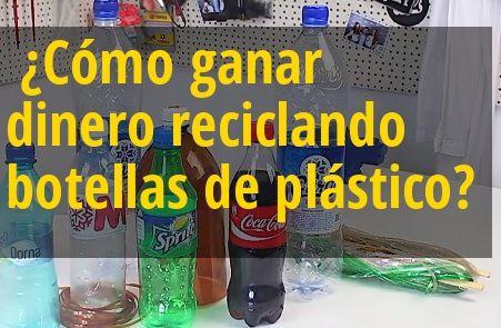 Negocio de reciclaje.