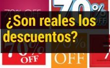 Descuentos y promociones: ¡Cuidado! reales o mentiras