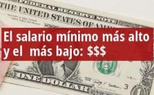 Salario mínimo 2018