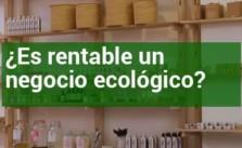 negocio ecológico